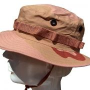 Kapelusz US Jungle Hat 3 col.desert ripstop